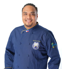 Chef Louie Manalo