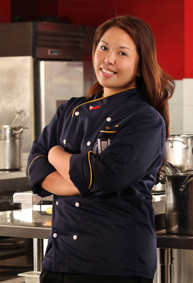 Chef Vivien Pallasigue