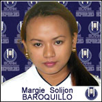 Margie BAROQUILLO