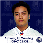 Anthony Francis Consing