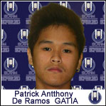 Patrick Anthony GATIA