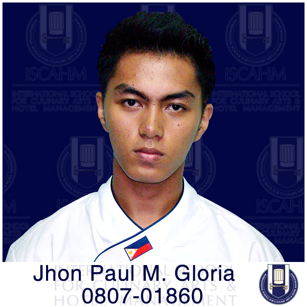 Jhon Paul Gloria