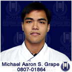 Michael Aaron Benjamin Grape