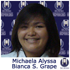 Michaela Alyssa Bianca Grape