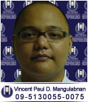 Vincent Paul Mangulabnan