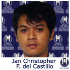 Jan Christopher del Castillo